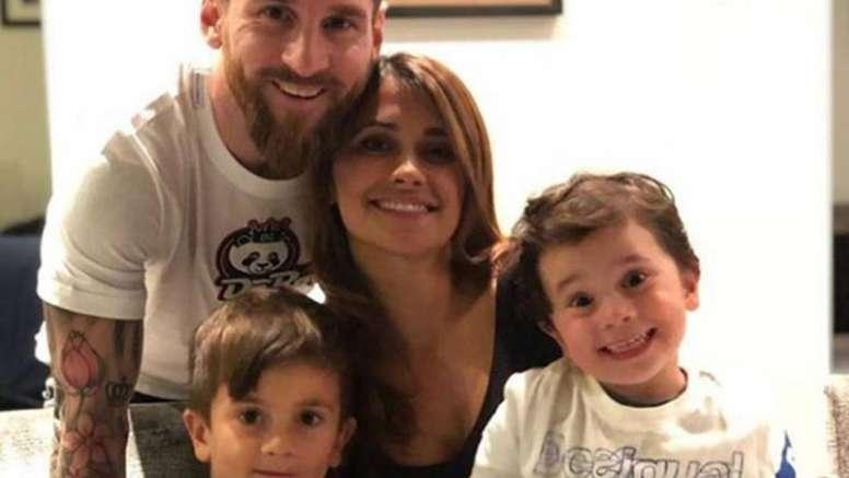 ¿Por qué no pueden sobrevolar los aviones por la casa de Messi? LeoMessi