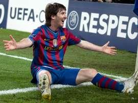 Cuentan, 9 años después, el gesto de Messi por las inundaciones de Colombia. FCBarcelona