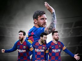 Leo Messi è il capocannoniere de LaLiga 2019-20. BeSoccer
