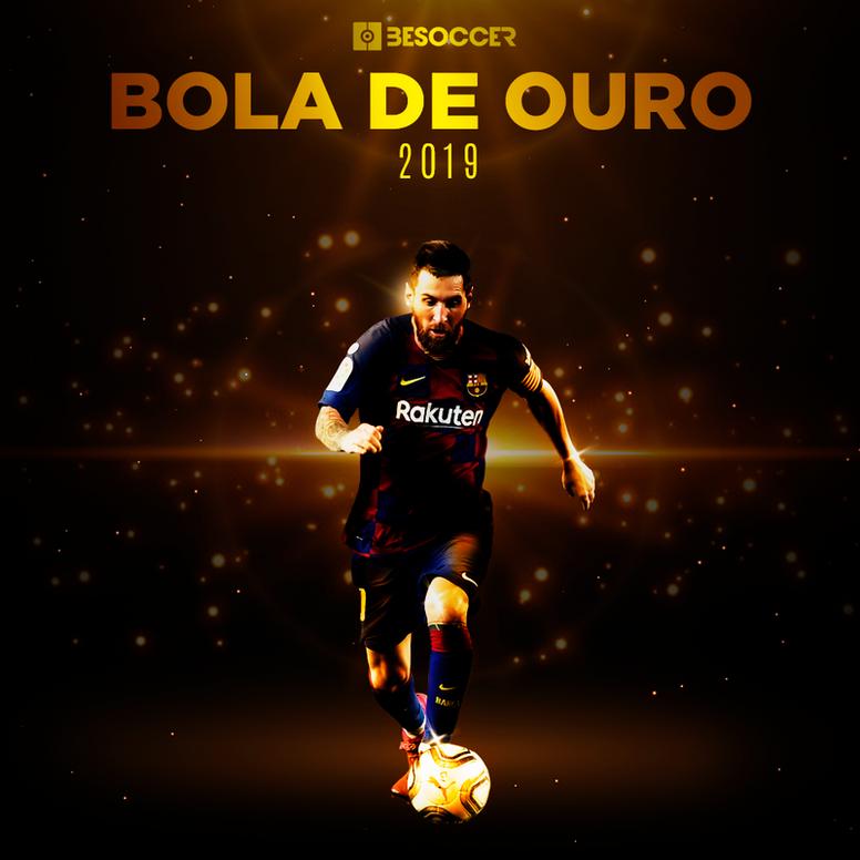 Messi conquista a sua sexta Bola de Ouro. BeSoccer
