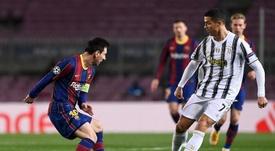 Quem fez mais gols, CR7 ou Messi. EFE
