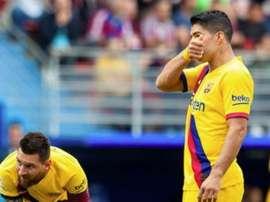 Le Barça veut installer un peu de concurrence. AFP