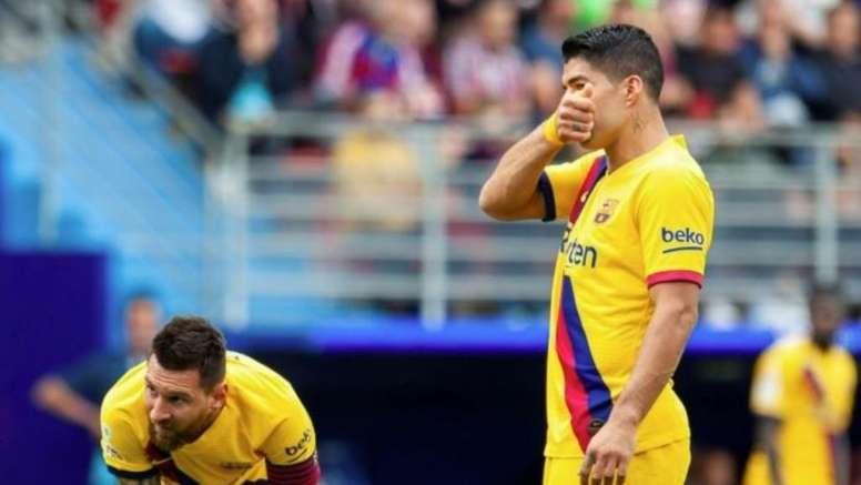 En busca del gol perdido. AFP