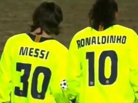 Un dossier a filtré et il serait à Mourinho et concernerait le Barça de Rijkaard. capture/La1