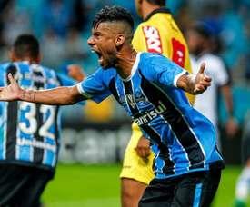 Nuevo contrato para Moura en Gremio. GremioFBPA
