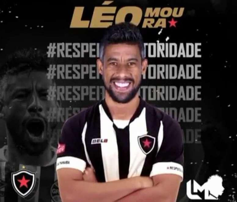 Thiago Neves é o novo reforço do Grêmio. Instagram Botafogo-PB