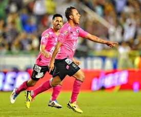 León rompió la buena racha de Tigres. ClubLeón
