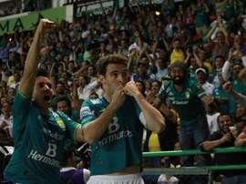León ganó en el primer partido de Javier Torrente en el banquillo. ClubLeón