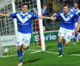 Leonardo Morosini podría salir del Brescia con destino al Inter en el mercado de invierno. SkySport
