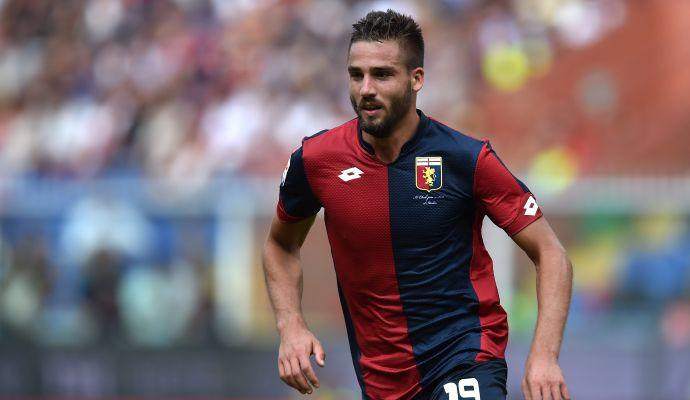 Leonardo Pavoletti ya lleva diez goles en la presente temporada en la Serie A con el Genoa. Twitter