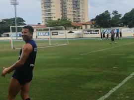 ¿Por qué todos los 'cracks' sonríen igual? Captura/Botafogo