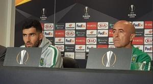La direction lisboète fait confiance à Leonel Pontes. Twitter/Sporting_CP