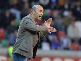 Leonel Pontes se convierte en nuevo entrenador del Debrecen. Archivo/EFE/EPA