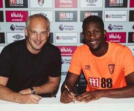 Lerma a signé à Bournemouth. Bournemouth