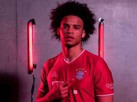 Le Bayern a révélé le numéro de maillot de Leroy Sané. FCBayern
