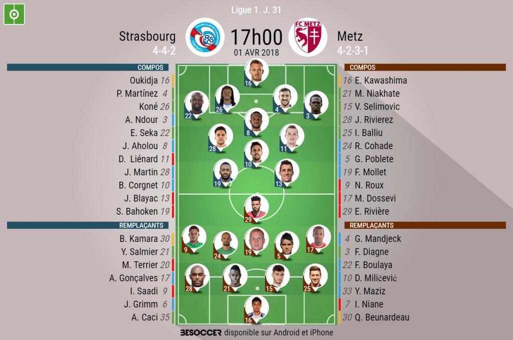 Strasbourg-Metz, le penalty de la discorde