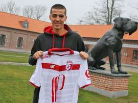 Les Dogues ont fait signer l'Albanais Agim Zeka. Goal