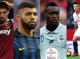 Quelques joueurs sud-américains qui n'ont pas réussi en Europe. BeSoccer