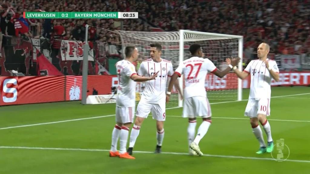 Coupe: Le Bayern Munich signe un nouveau carton