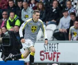 Lewis Morgan jugará en el Celtic a partir de la próxima temporada. SaintMirrenFC