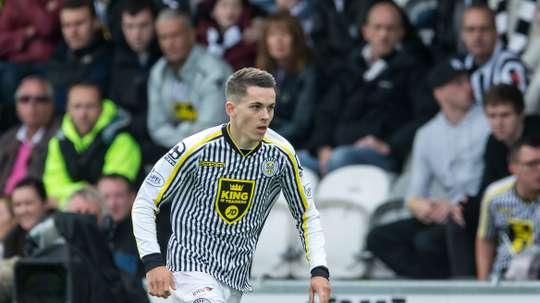 Morgan has emerged as a target for Swansea City. SaintMirrenFC