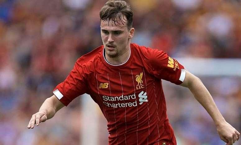 Liverpool have recalled him. LiverpoolFC