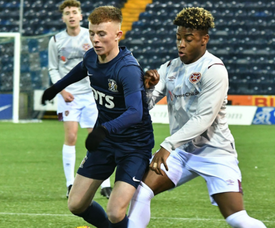 Man City sign one of Scotland's brightest youngest talents. KilmarnockFC