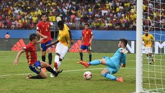 Brasil y Alemania sudaron para vencer en sus estrenos. FIFA