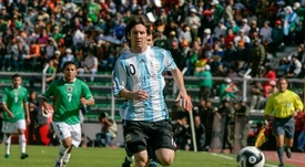 Germany will give Messi a passport if Argentina don't appreciate him, jokes Matthaus. EFE