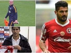 Lista de los 10 fichajes más importantes hasta el momento de la Liga Argentina. BeSoccer