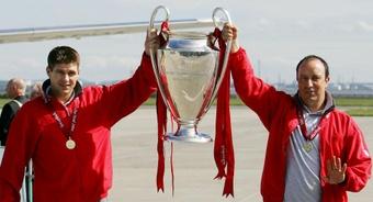 Aquel Liverpool campeón se quedo con la espina de la Premier League. EFE