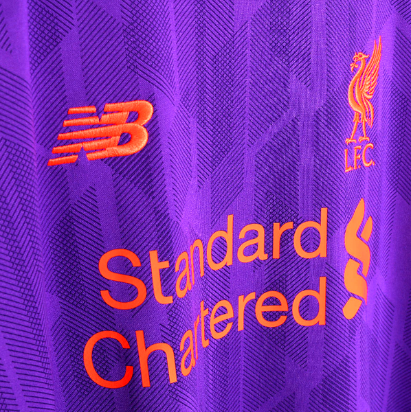 Liverpool have revealed their away kit for 18/19. Twitter/LFC