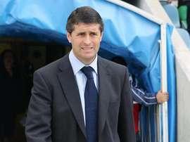 López Caro, ex entrenador del Real Madrid. Twitter