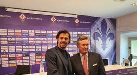 Lorenzo Venuti renovará con la Fiorentina. ACFFiorentina