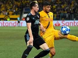 Benito intéresse plusieurs clubs de Premier League. EFE