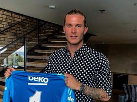 Karius jouera deux saisons avec le club turc, prêté par Liverpool. @LorisKarius