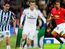 Gareth Bale, durante un entrenamiento con el Madrid. RealMadrid