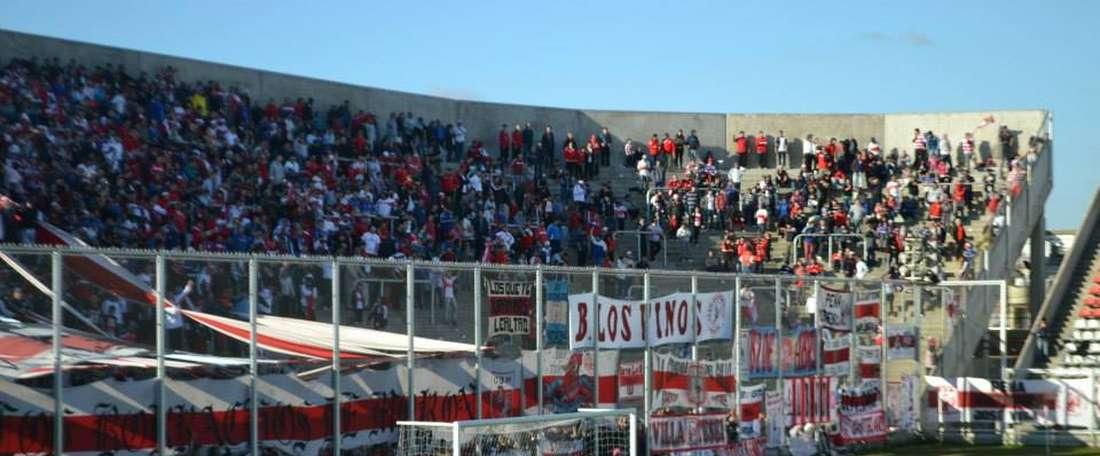 Deportivo Morón se une contra la violencia de género. DeportivoMorón