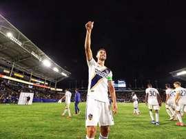 Los Angeles Galaxy están en semifinales. Twitter/LAGalaxy_Es