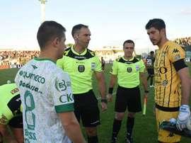 Ninguno de los dos equipo consiguió romper su mala racha. Sarmiento