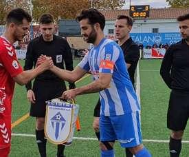 El Murcia cayó 2-1 ante el Villarrubia. Twitter/realmurciacfsad