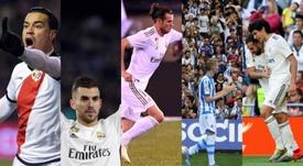 Los descartes de Zidane para esta temporada gozan de un buen cartel en el FIFA. EFE/BeSoccer