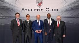 El Athletic nutrirá su cantera de los jugadores del Aviron. Athletic