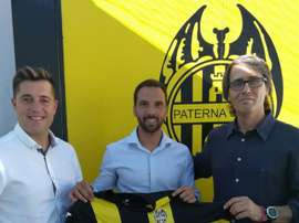 El Paterna, un club moderno. Twitter/paternacdf