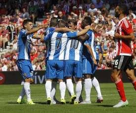 Los dorsales del Espanyol ya tienen dueño. RCDEspanyol
