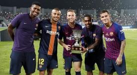 La (très riche) nouvelle Supercoupe d'Espagne. FCBarcelona