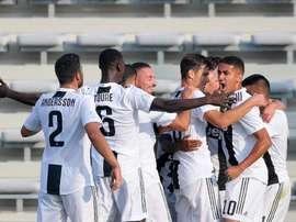 La réserve de la Juve maintenue à l'écart de l'équipe professionnelle pour le coronavirus. Juventus