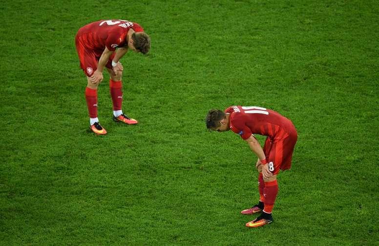 Malos tiempos para la República Checa. UEFA