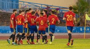 España se enfrentará a Japón. FIFLP