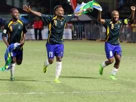 Las Islas Salomón se metieron en su primera final de Confederación en 12 años. OceaniaFootball